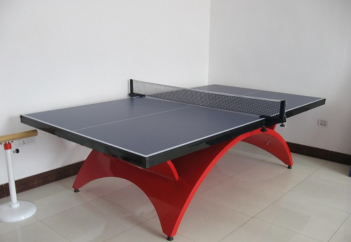 乒乓球桌红双喜