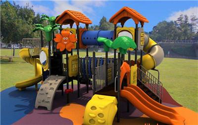 幼儿园户外大型滑梯
