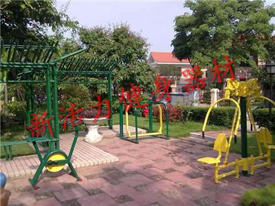室外小区健身器械