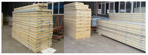 四川聚氨酯保温板及冷库板
