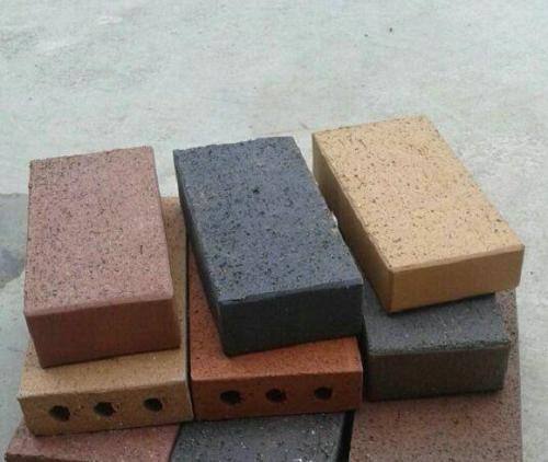 页岩烧结砖