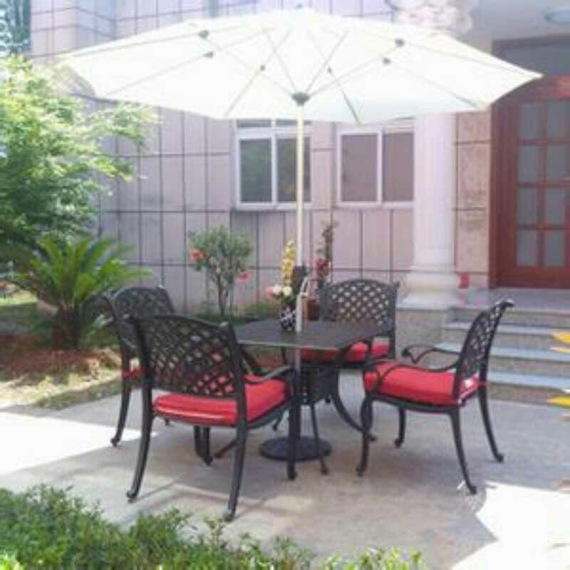 户外庭院桌椅