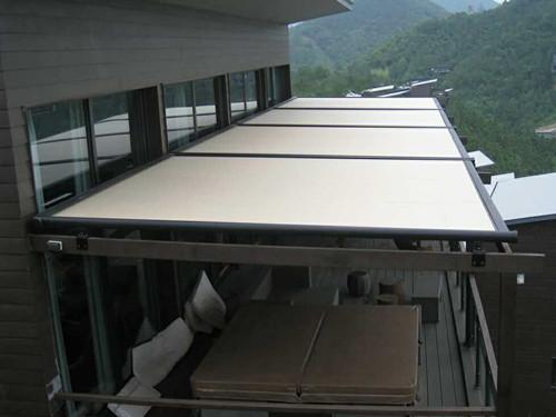 楼顶遮阳棚