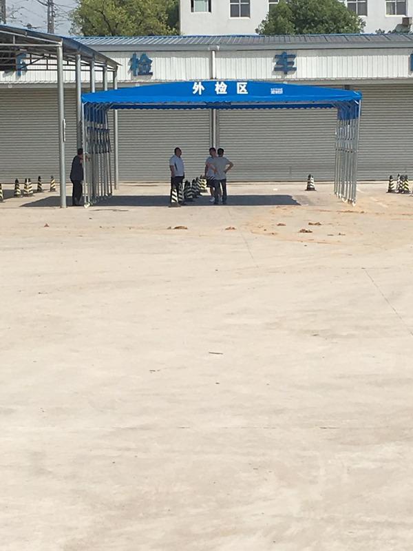 武汉推拉蓬