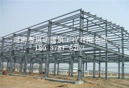 钢结构施工图设计