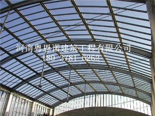 钢结构设计图与施工