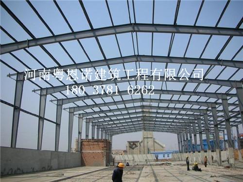 河南钢结构设计施工