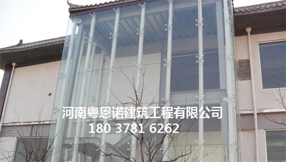 东营市玻璃幕墙