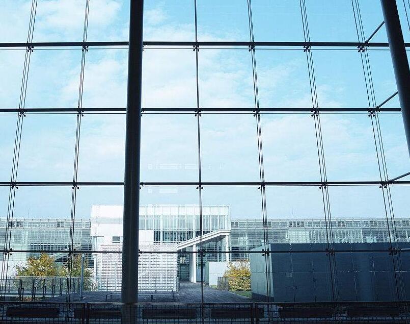 外墙玻璃幕墙
