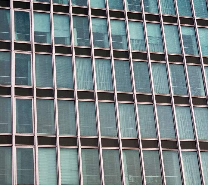玻璃幕墙建筑