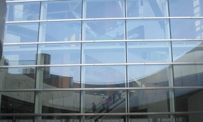 钢玻璃幕墙