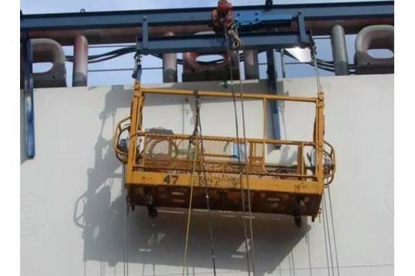 建筑施工吊篮