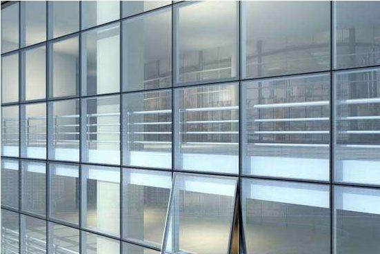 建筑玻璃幕墙