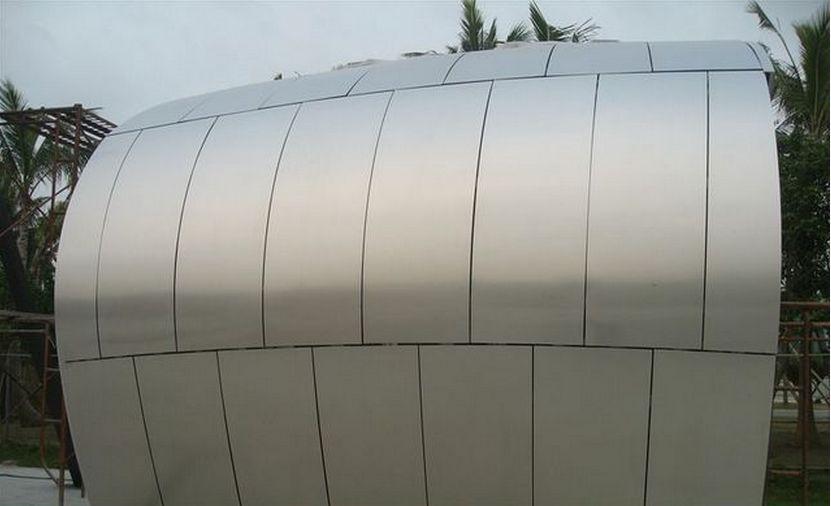 河南幕墙铝单板