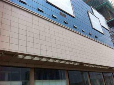 幕墙铝单板施工