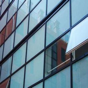 郑州玻璃幕墙安装