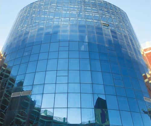 河南玻璃幕墙公司