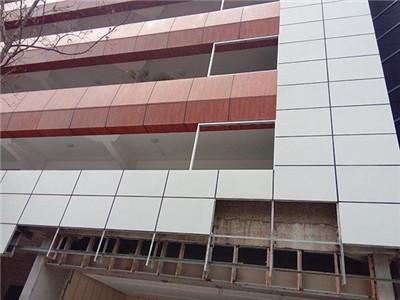 河南铝板幕墙施工