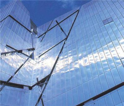 河南玻璃幕墙施工