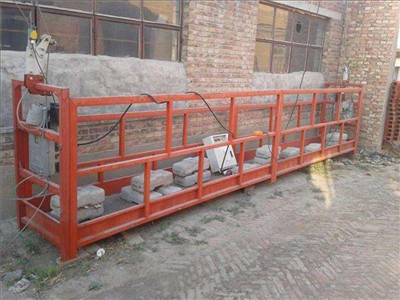 河南建筑施工吊篮