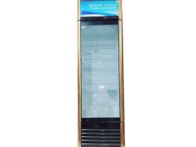 新溶聲單門展示櫃