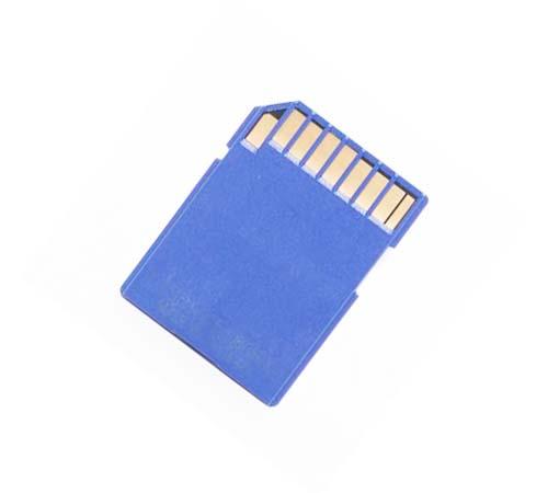 SD储存卡芯片数据恢复