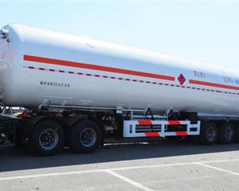 LNG运输车辆