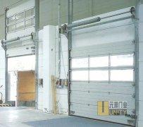 垂直提升工业门