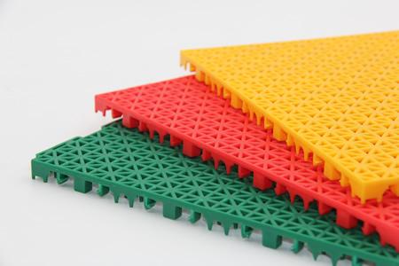 悬浮运动拼装地板