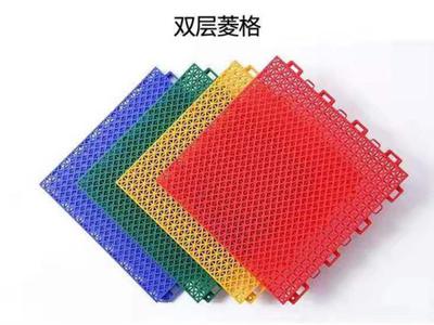 悬浮拼装地板生产厂家