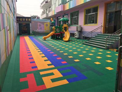石家庄幼儿园专用悬浮地板