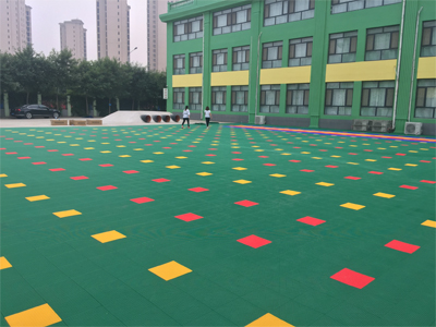 河北幼儿园专用悬浮地板