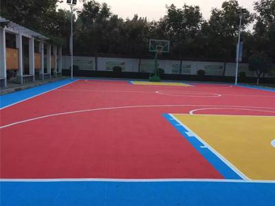 乒乓球场悬浮地板