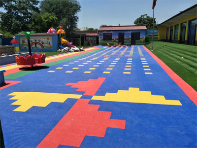 石家庄幼儿园地板