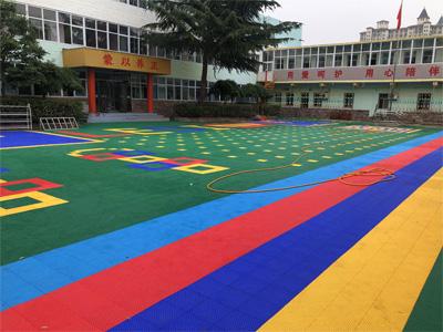 石家庄幼儿园地板生产商