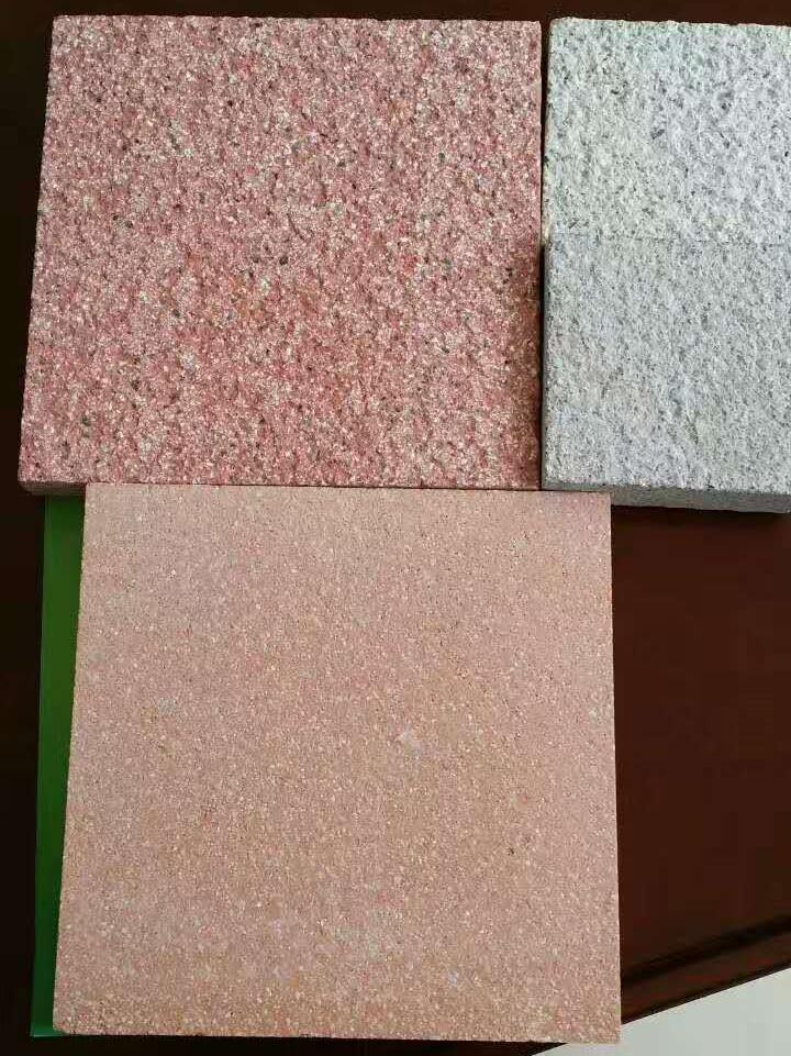 彩色pc砖