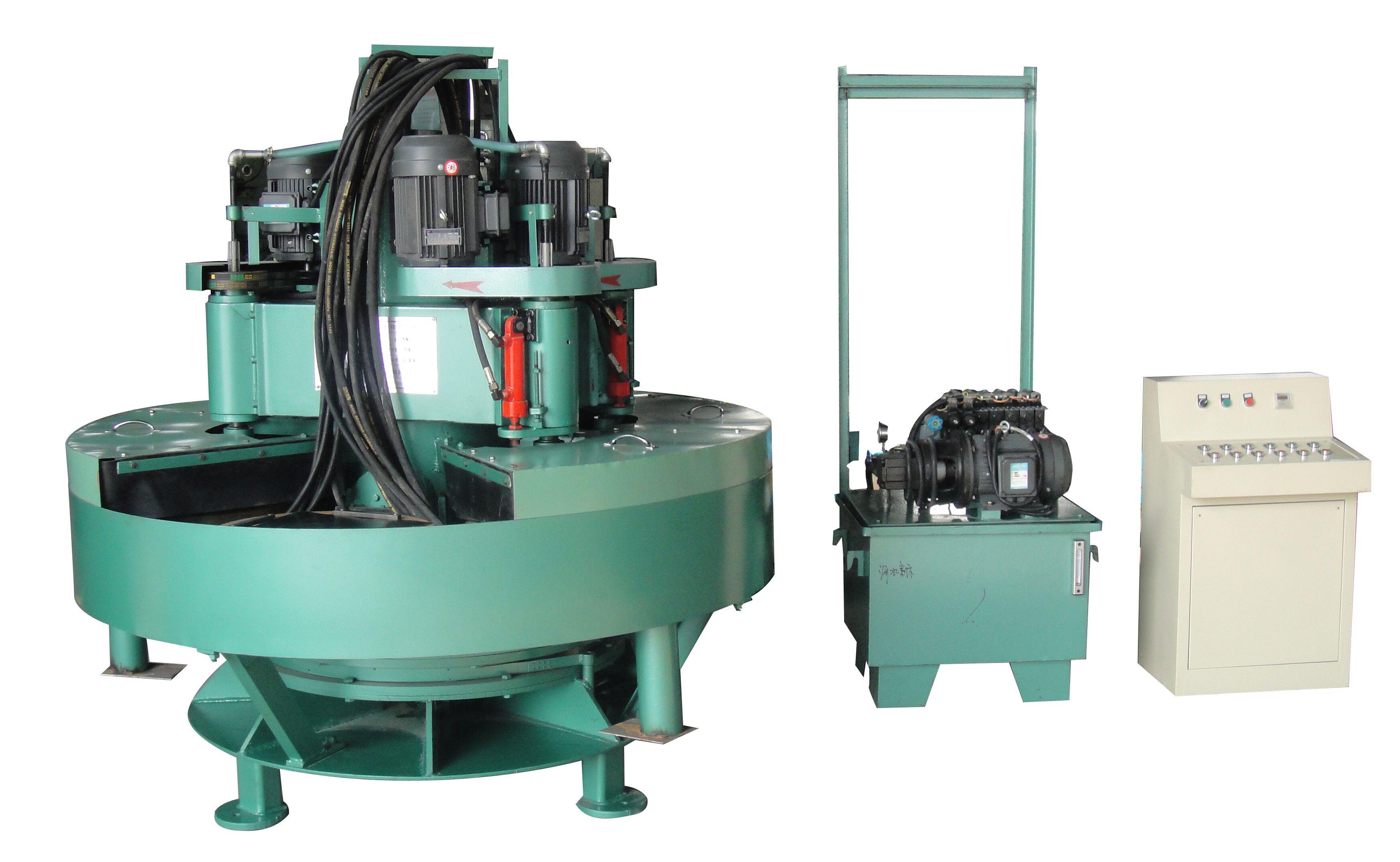 彩色水磨石机