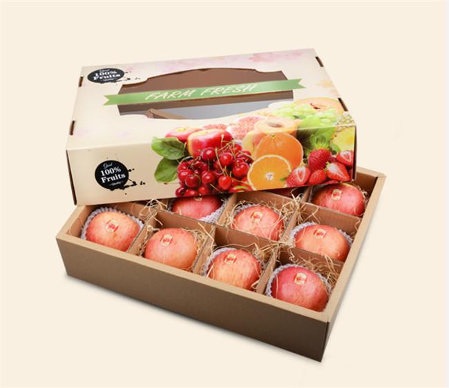 成都农产品礼品盒