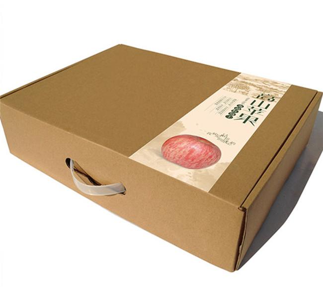 水果瓦楞礼品盒