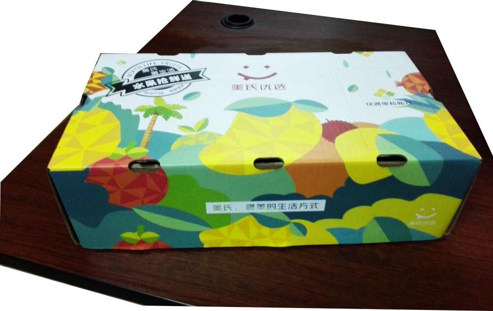 水果天地盖盒