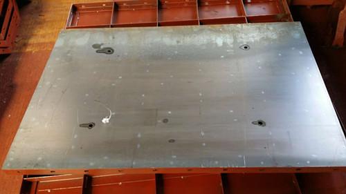 钢模板批发