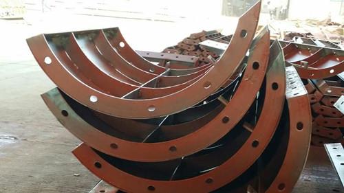 圆柱钢模板批发