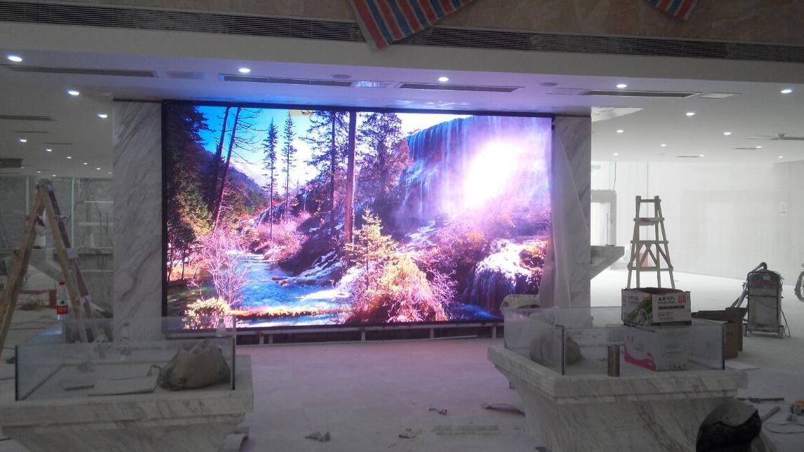 LED全彩显示屏P2.5