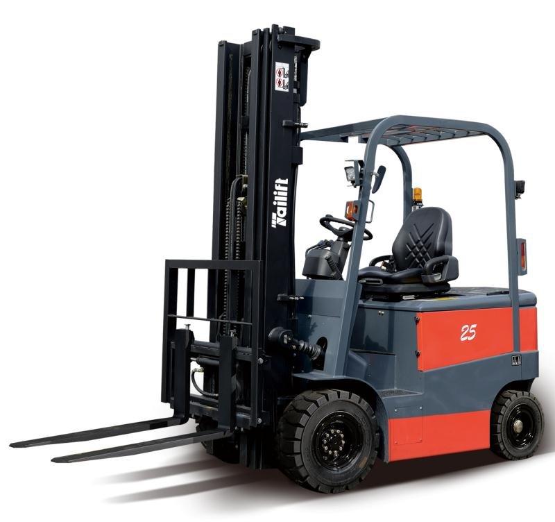 台励福电动叉车2.5吨电动叉车