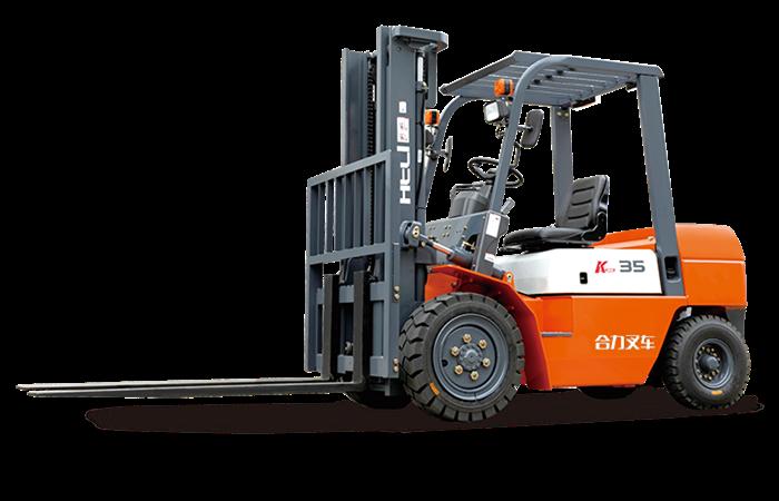 合力叉车2吨~3.5吨柴油平衡重式叉车