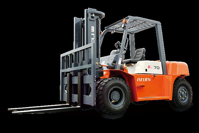 合力叉车5吨~7吨柴油平衡重式叉车
