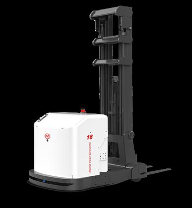 比亚迪锂电前移式搬运机器人