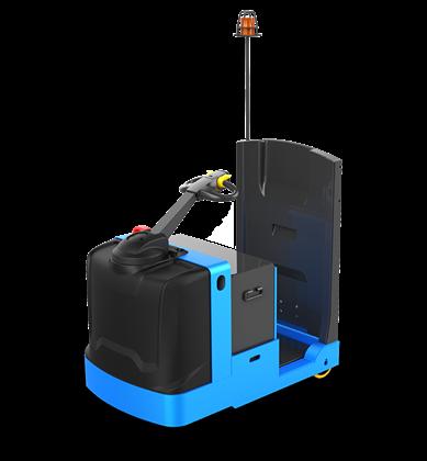 比亚迪锂电牵引车4.5吨站驾式牵引车