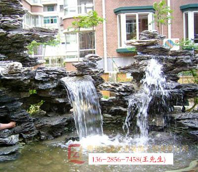 贵阳园林假山