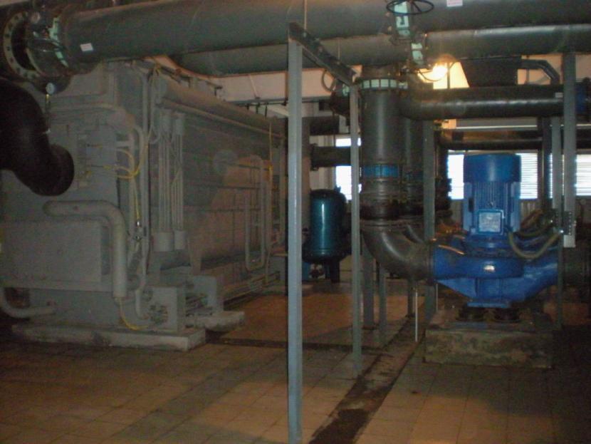 水泵机房噪声整治